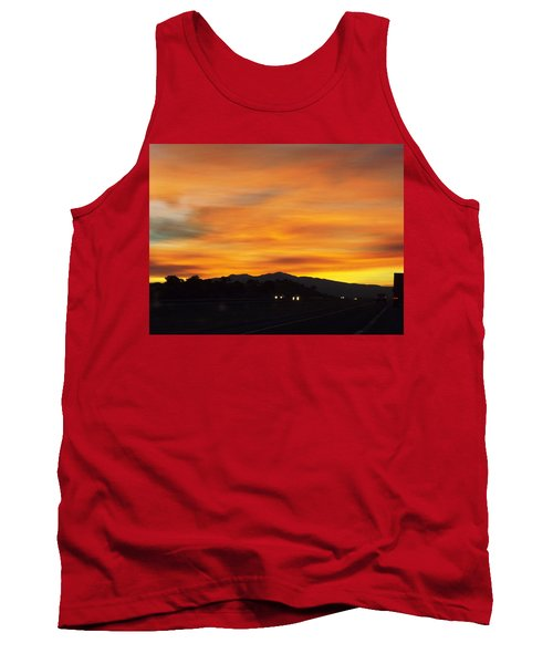 Nm Sunrise Tank Top by Adam Cornelison