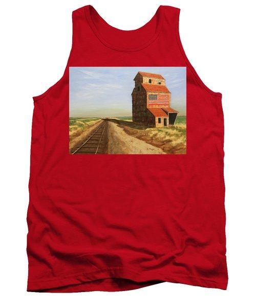 No Grain, No Train Tank Top