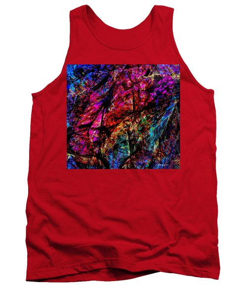 Noise  Tank Top