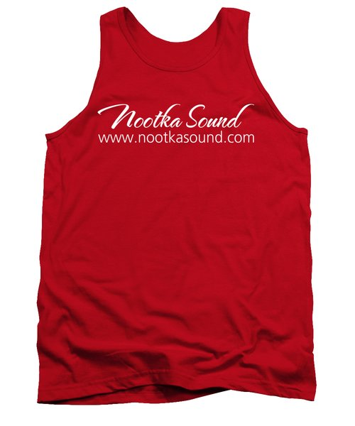 Nootka Sound Logo #14 Tank Top by Nootka Sound