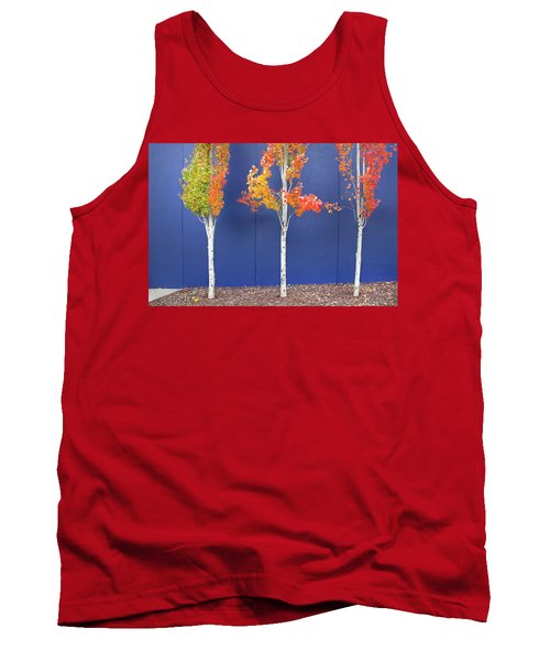 Tank Top featuring the photograph Now Showing by Theresa Tahara