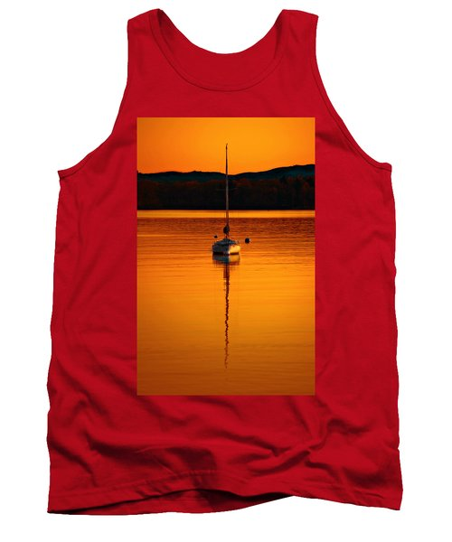 Nuclear Sunset Tank Top