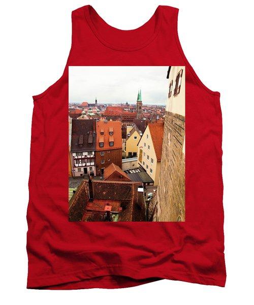 Nuremberg Cityscape Tank Top