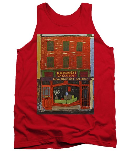 N.w.barrett Gallery Tank Top