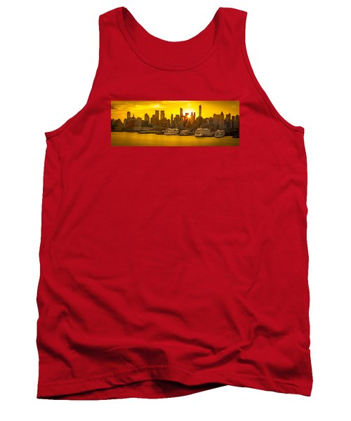 Nyc Ports Tank Top