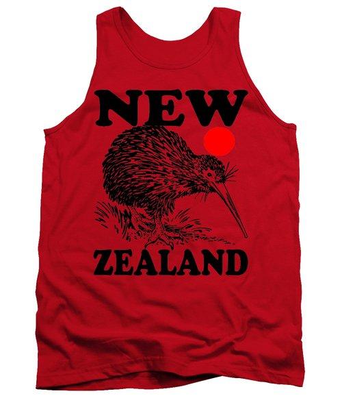 Nz-kiwi Tank Top