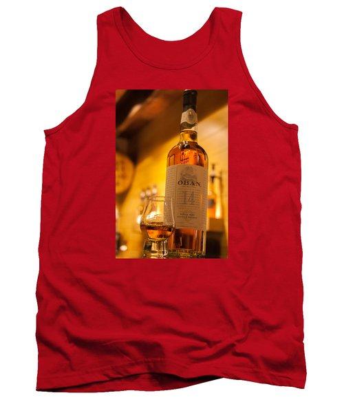 Oban Whisky Tank Top