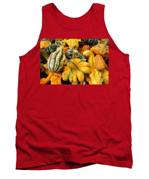 Odd Gourds Two Tank Top