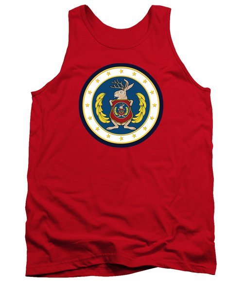 Official Odd Squad Seal Tank Top by Odd Squad