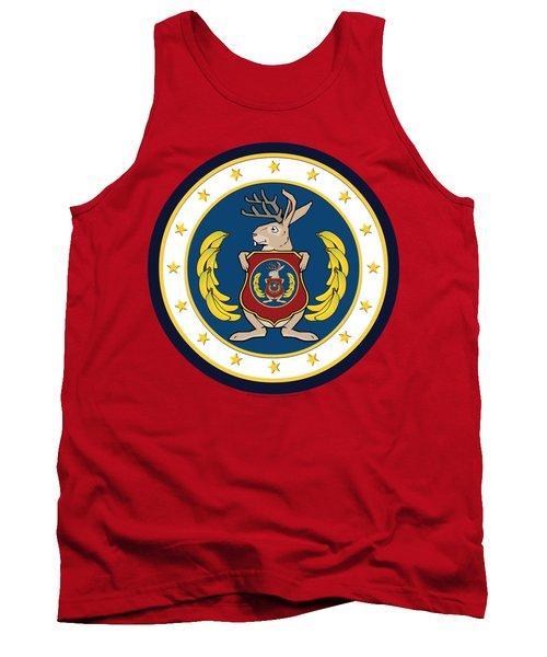 Official Odd Squad Seal Tank Top