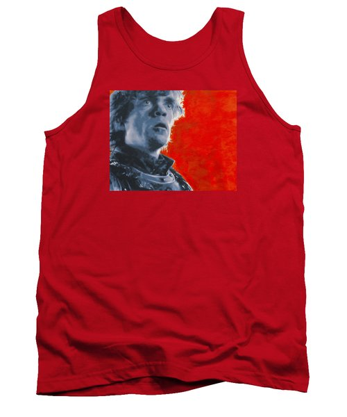 Tank Top featuring the painting Tyrion Lannister by Luis Ludzska
