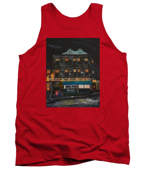 Old Colony Running Events Tank Top