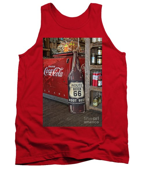 Old General Store Tank Top