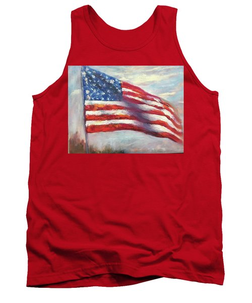 Old Glory Vi Tank Top