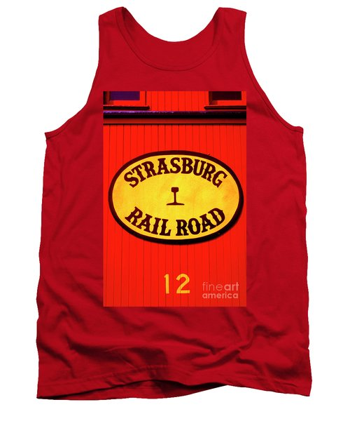 Old Number 12 Tank Top