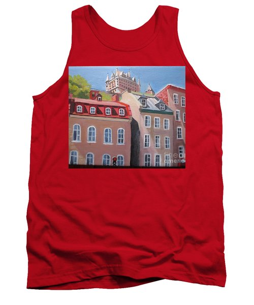 Old Quebec City Tank Top