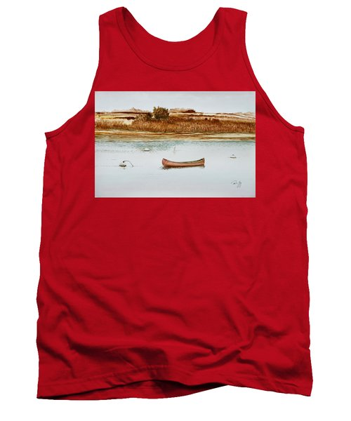 Old Town Canoe Menemsha Mv Tank Top