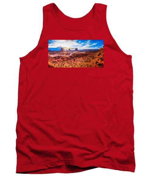 Oljato-monument Valley Tank Top