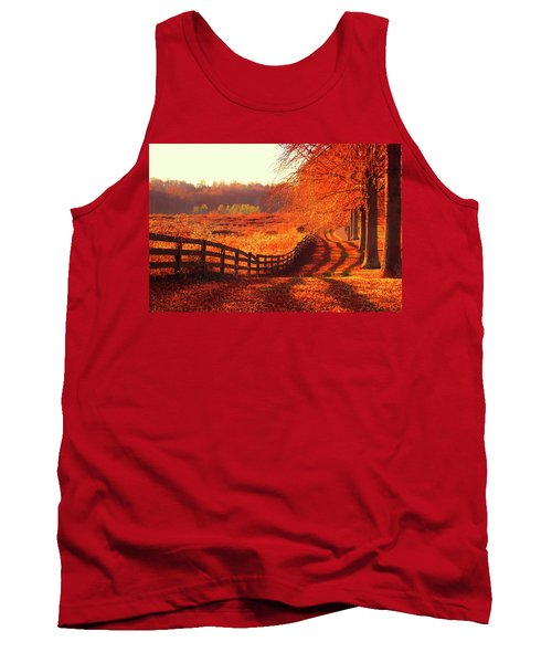On A Day Like Today Tank Top by Iryna Goodall
