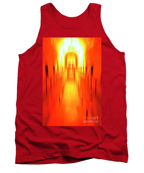 Tank Top featuring the photograph On The Way To Death Row by Paul W Faust - Impressions of Light