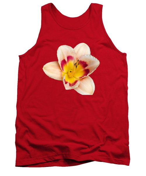 Orange Daylilies Tank Top