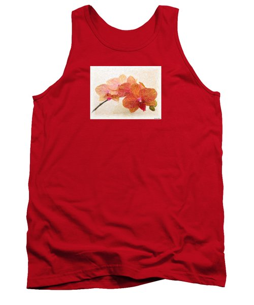 Orchid Beauty Tank Top