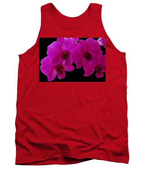 Orchid Song Tank Top