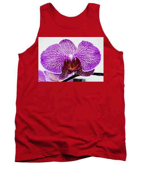 Orchid Tank Top by Tim Townsend