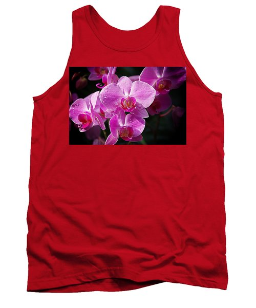 Orchids 4 Tank Top