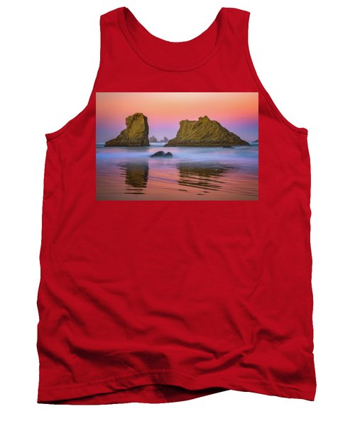 Tank Top featuring the photograph Oregon's New Day by Darren White