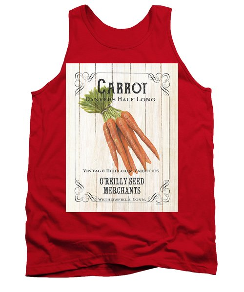 Organic Seed Packet 2 Tank Top