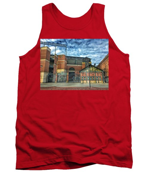 Oriole Park At Camden Yards Gate Tank Top