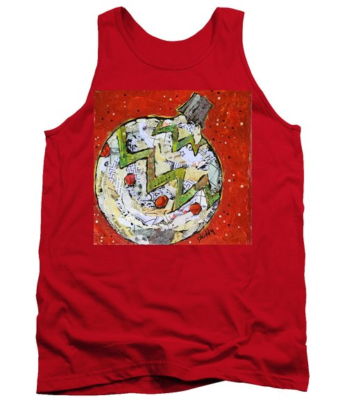 Ornament Tank Top