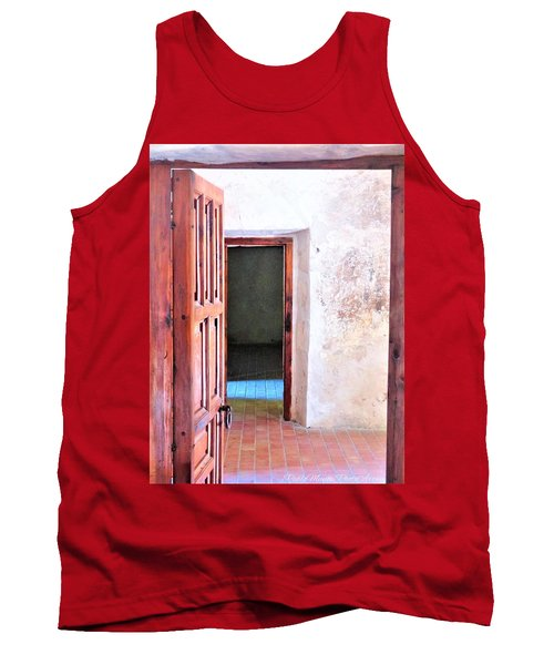 Other Side Tank Top by Pablo Munoz