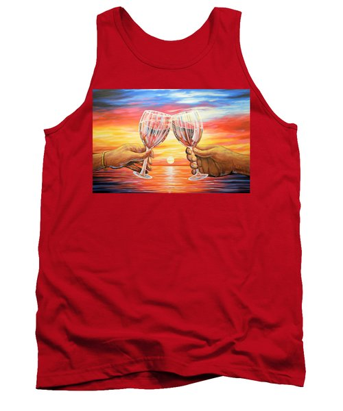 Our Sunset Tank Top