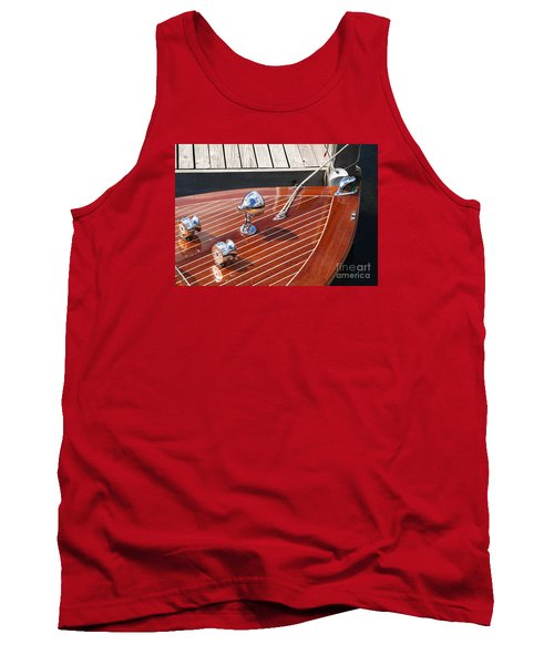 Outboard Runabout Tank Top