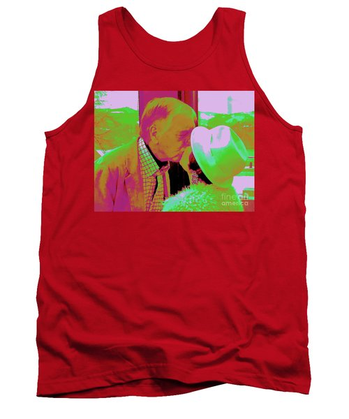P3 Tank Top by Jesse Ciazza