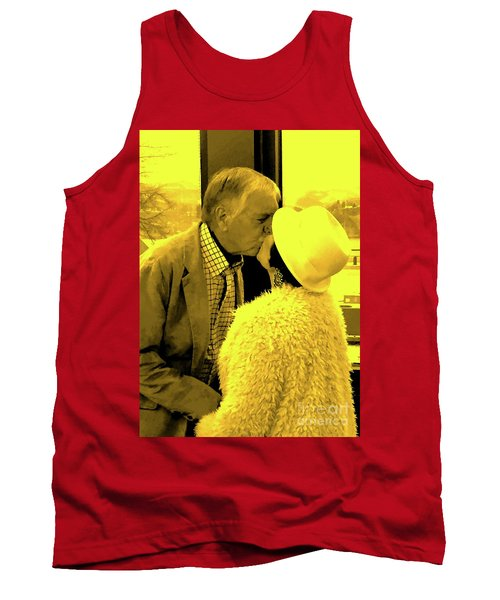 P4 Tank Top by Jesse Ciazza
