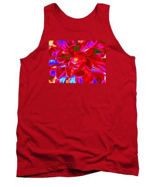 Carnival Colors Tank Top by Vivien Rhyan
