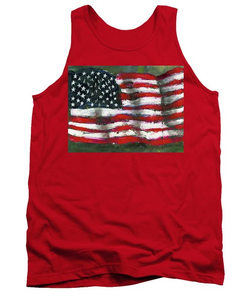 Palette Flag Tank Top