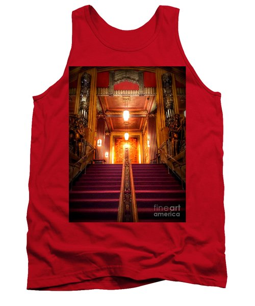 Pantages Theater's Grand Staircase Tank Top