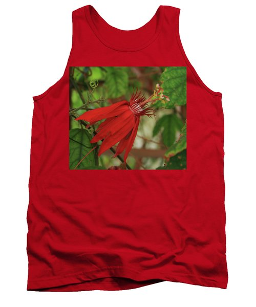 Passion Tank Top by Marna Edwards Flavell
