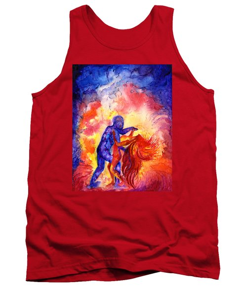 Passion On The Dance Floor Tank Top
