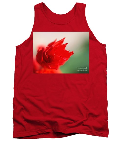 Passion  Tank Top by Susan Dimitrakopoulos