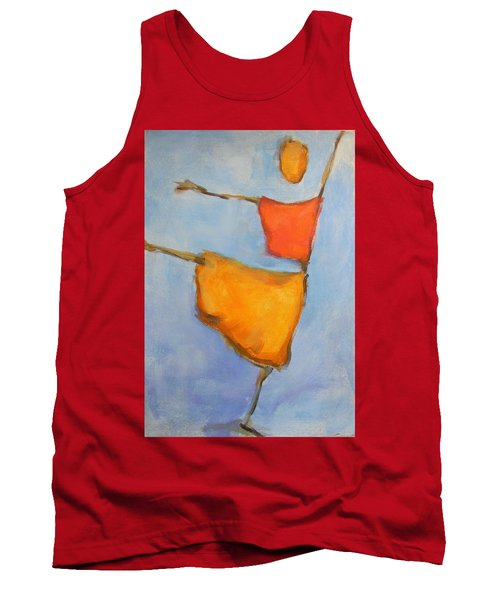 paul klee Painting, Scarecrows  Tank Top