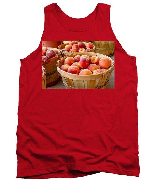 Peach Harvest Tank Top