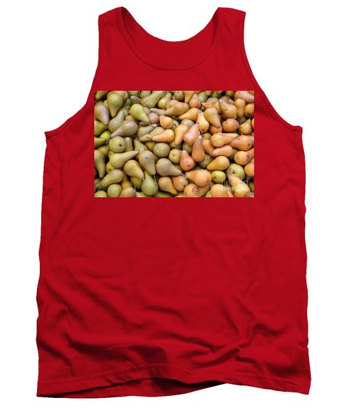 Pears At The Harvest Tank Top