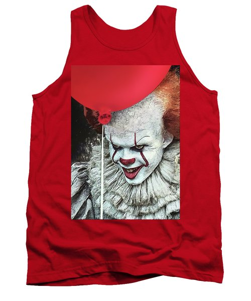 Pennywise Tank Top
