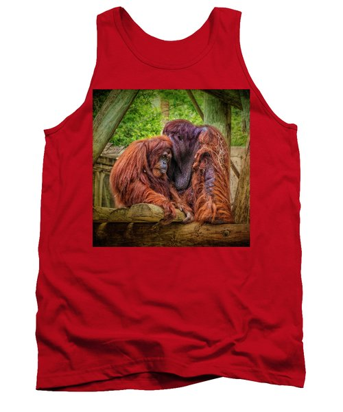 People Of The Forest Tank Top