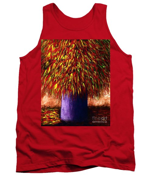 Peppered  Tank Top